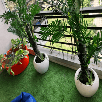 Best Balcony Artificial Grass Dubai, UAE