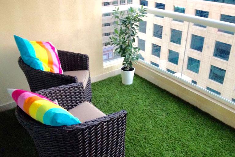 Fake Grass Dubai, UAE