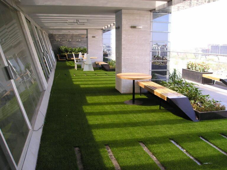 Modern Artificial Grass Dubai, UAE